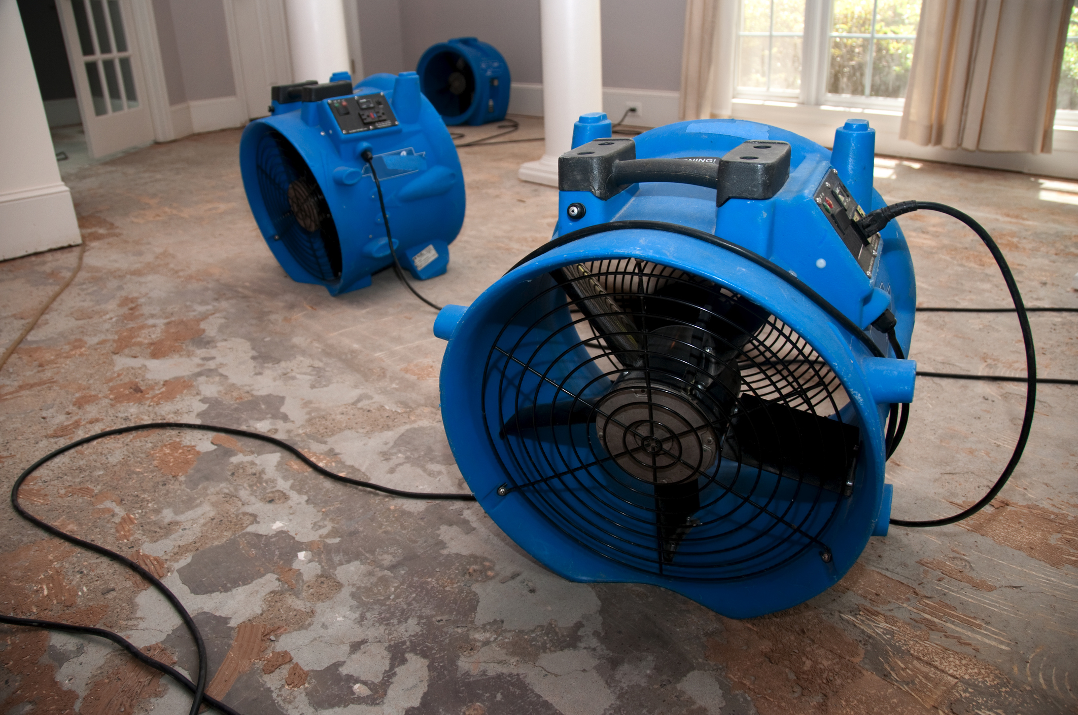 Fire & Water Restoration Anderson SC